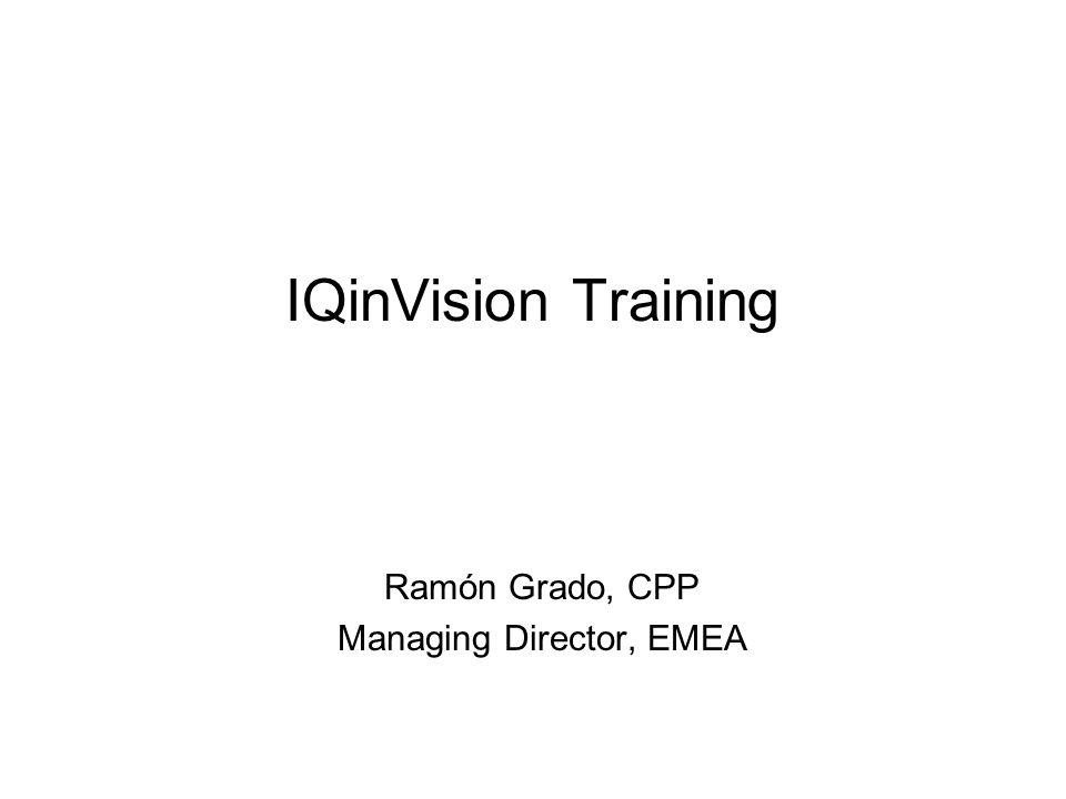 Ramón Grado, CPP Managing Director, EMEA