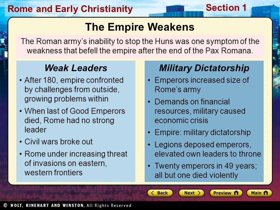 Military Dictatorship