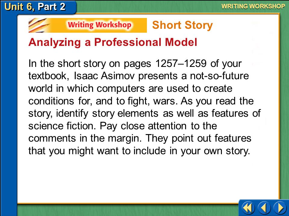 Analyzing a Professional Model