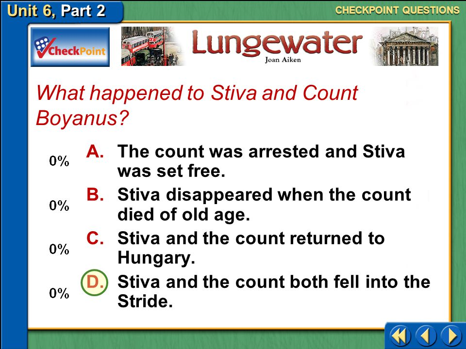 What happened to Stiva and Count Boyanus