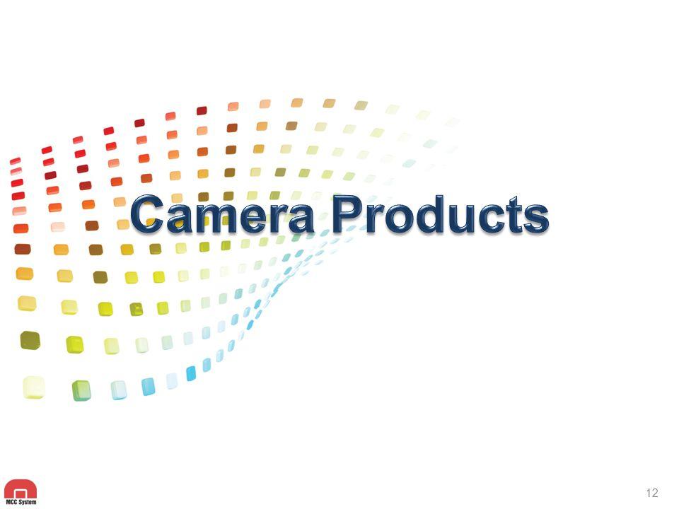 Camera Series Product Line HC Series IP Camera KC Series IP Camera