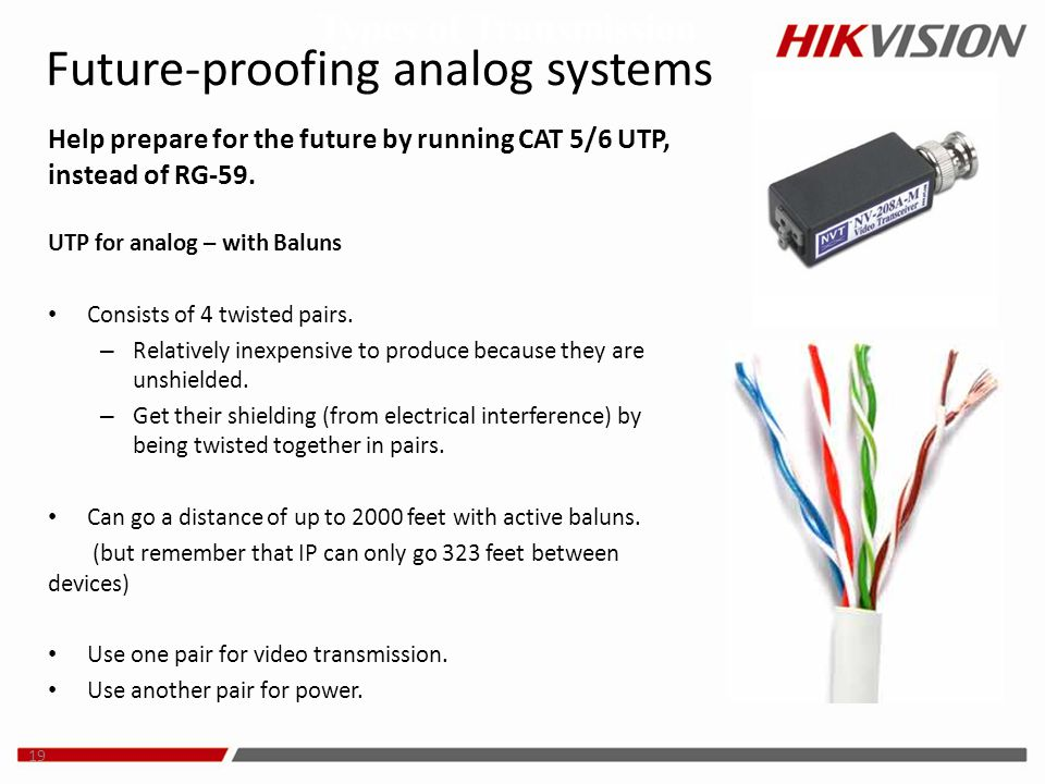 Future-proofing analog systems