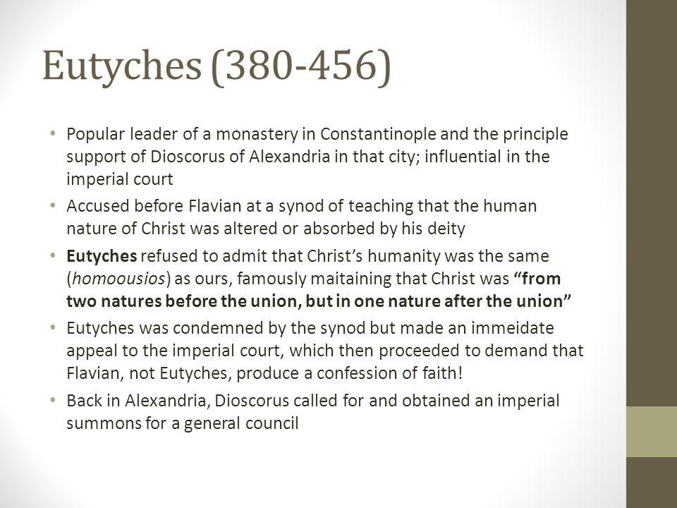 Eutyches (380-456)