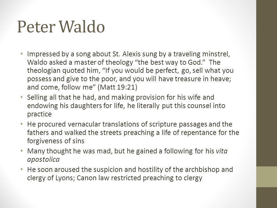 Peter Waldo