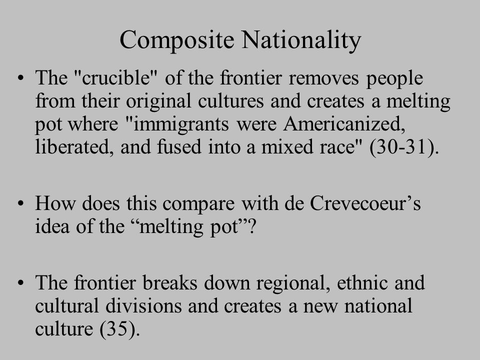 Composite Nationality