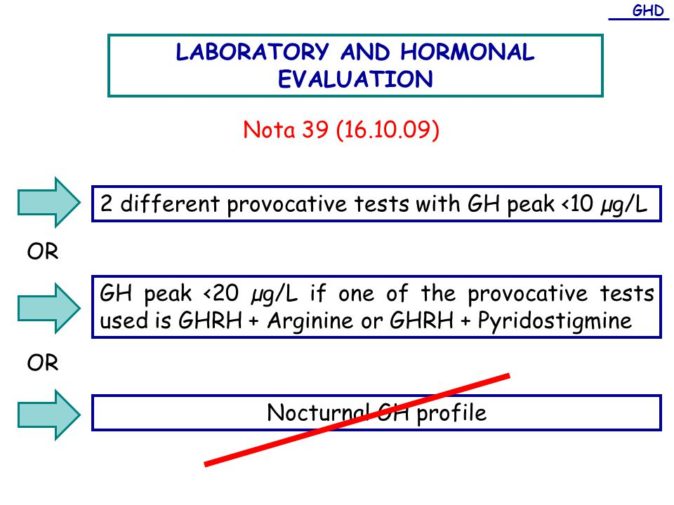 LABORATORY AND HORMONAL EVALUATION