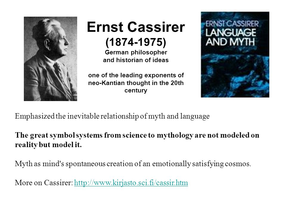Ernst Cassirer (1874-1975) German philosopher and historian of ideas one of the leading exponents of neo-Kantian thought in the 20th century