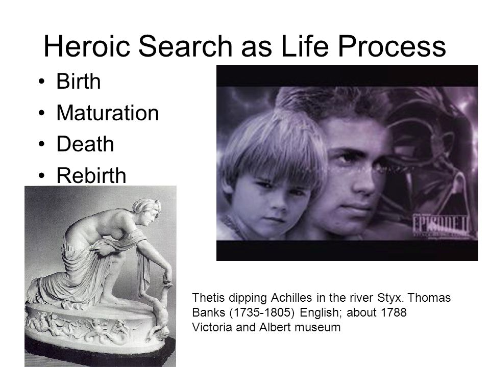 Heroic Search as Life Process