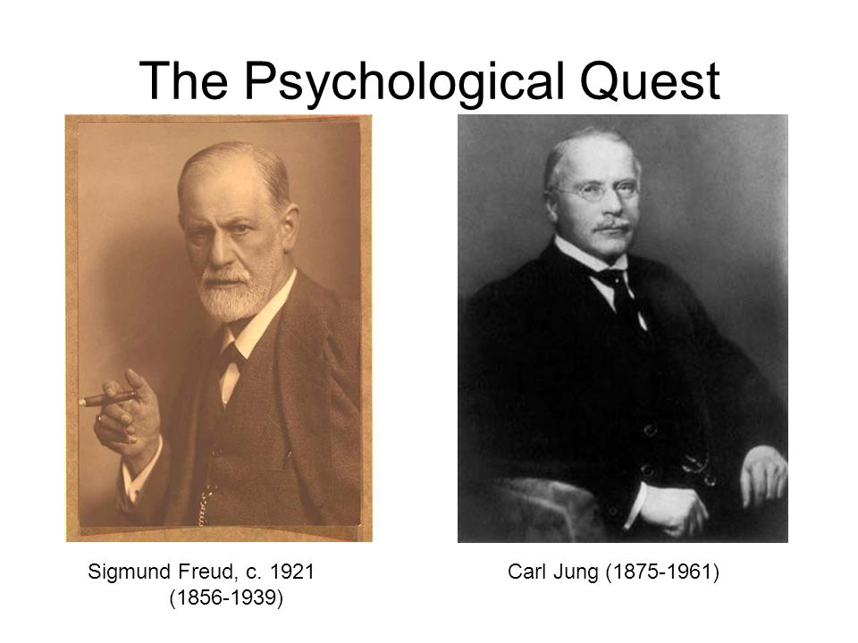 The Psychological Quest