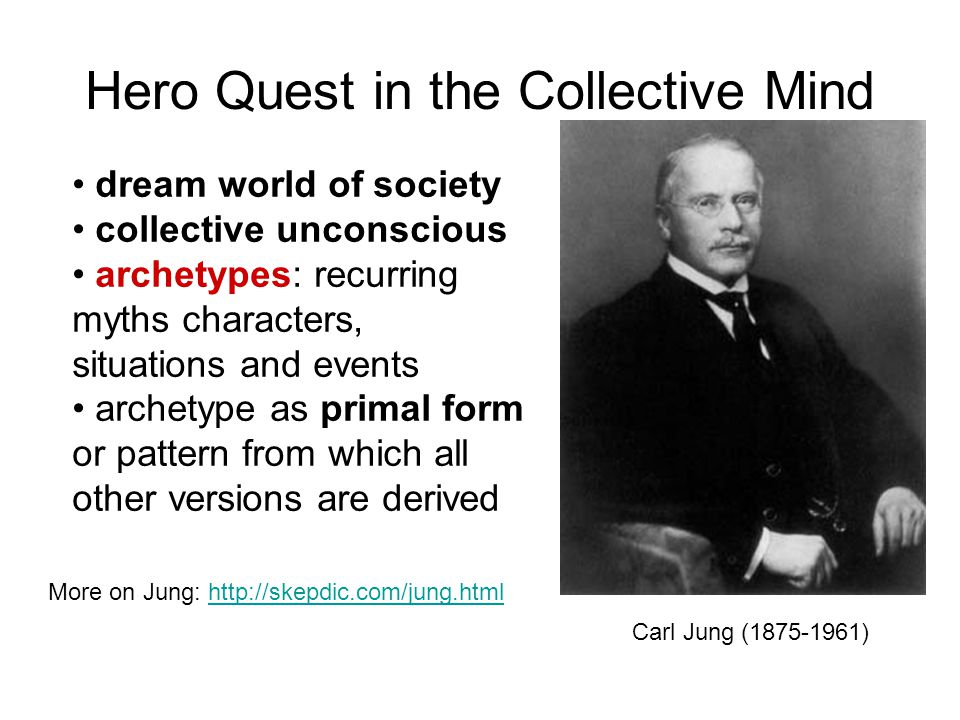 Hero Quest in the Collective Mind