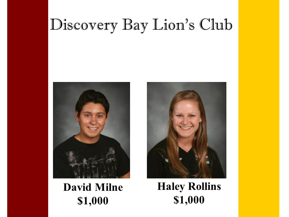 Discovery Bay Lion's Club