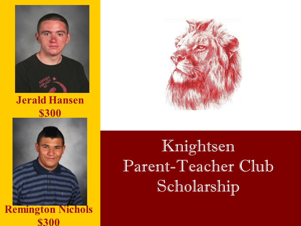 Parent-Teacher Club Scholarship