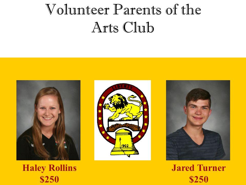 Volunteer Parents of the Arts Club