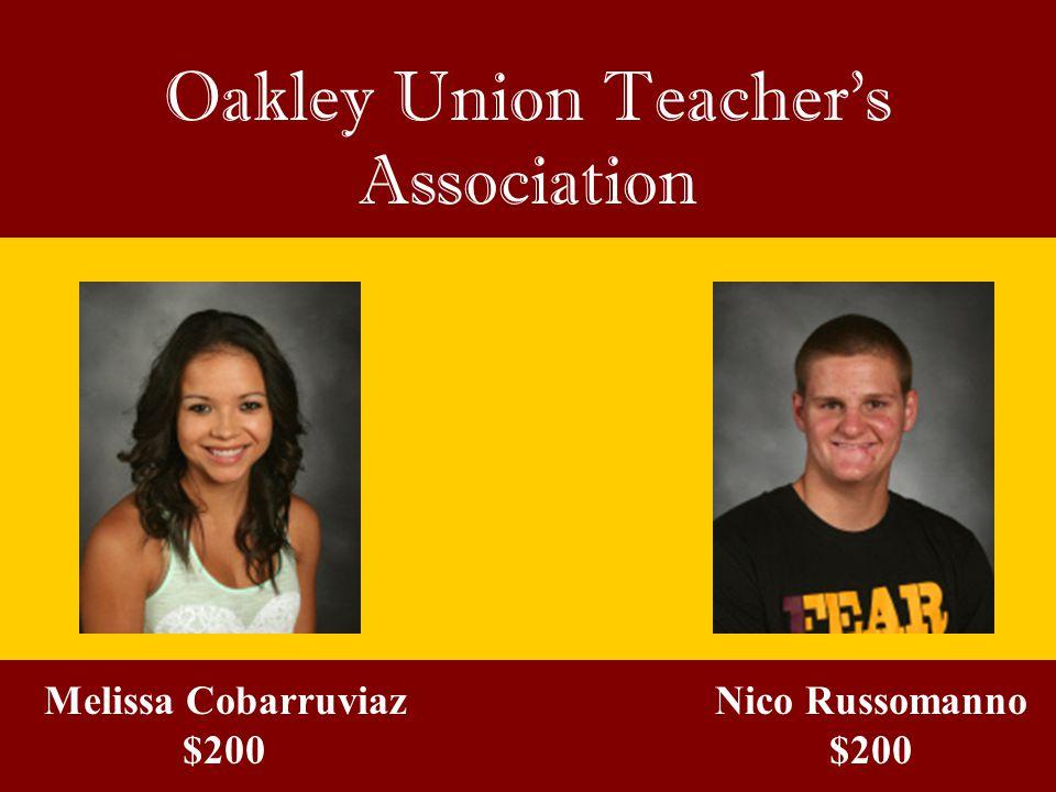 Oakley Union Teacher's Association
