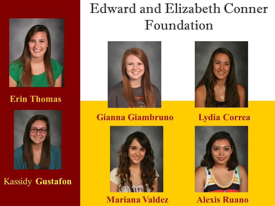 Edward and Elizabeth Conner Foundation