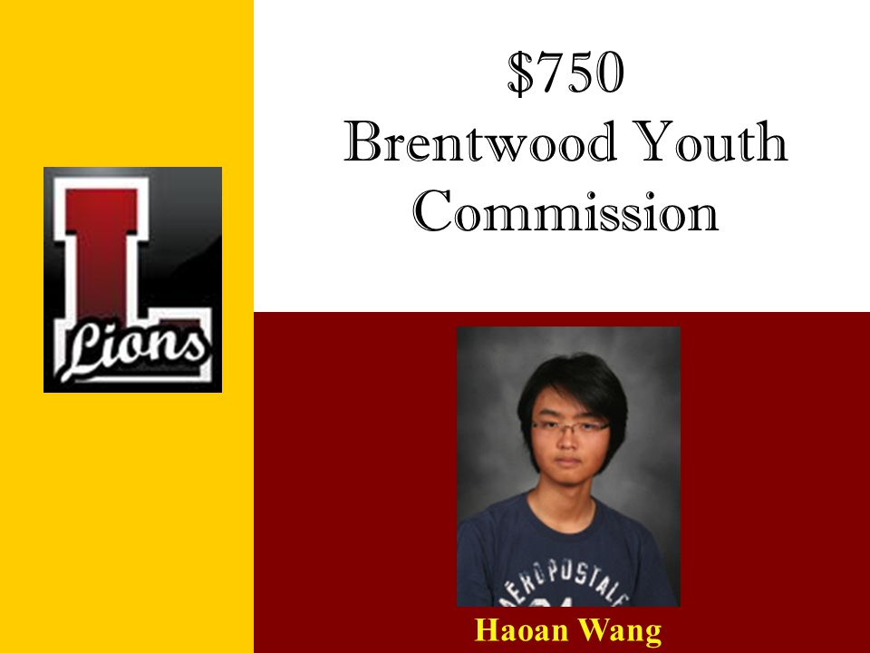 Brentwood Youth Commission