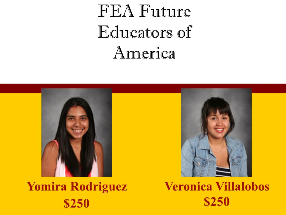 FEA Future Educators of America