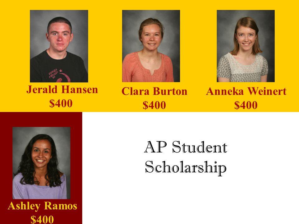 AP Student Scholarship