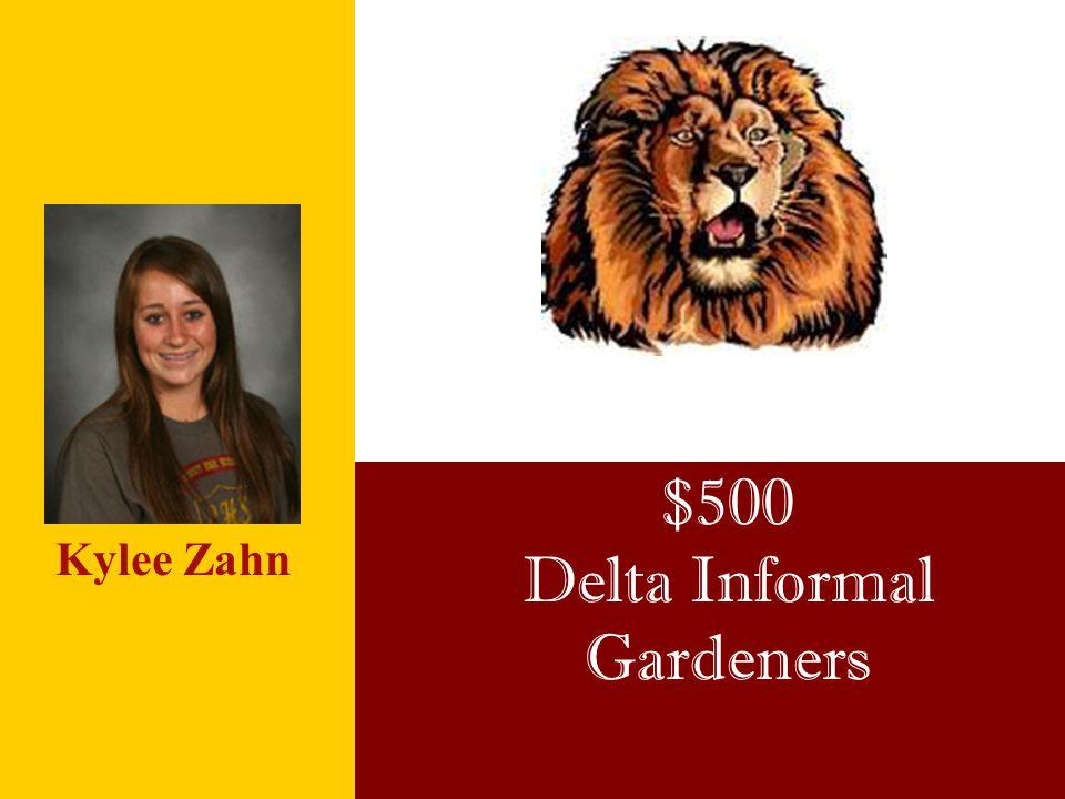 Delta Informal Gardeners