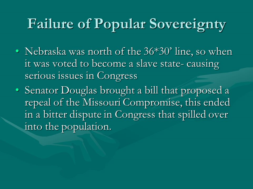 Failure of Popular Sovereignty