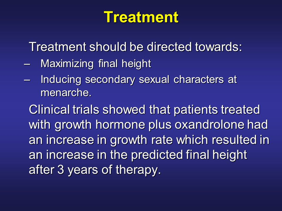 Treatment Treatment should be directed towards: