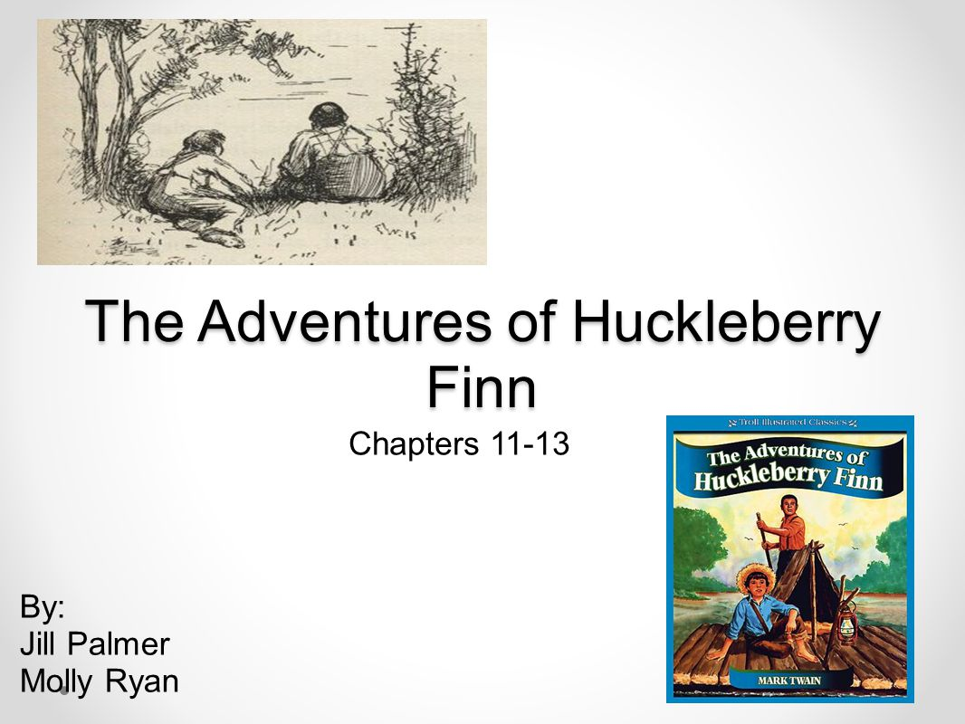 i need a thesis statement for the adventures of huckleberry finn