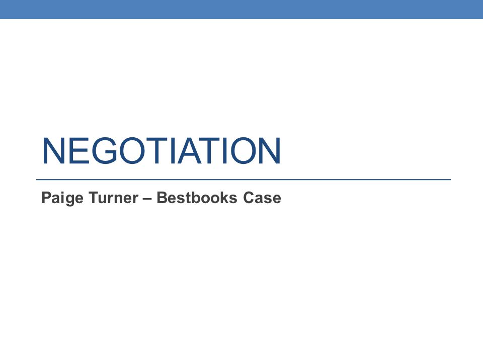 Paige Turner – Bestbooks Case