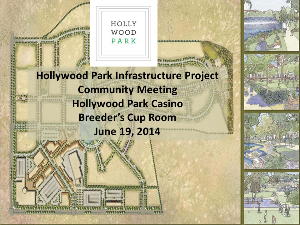Hollywood Park Infrastructure Project