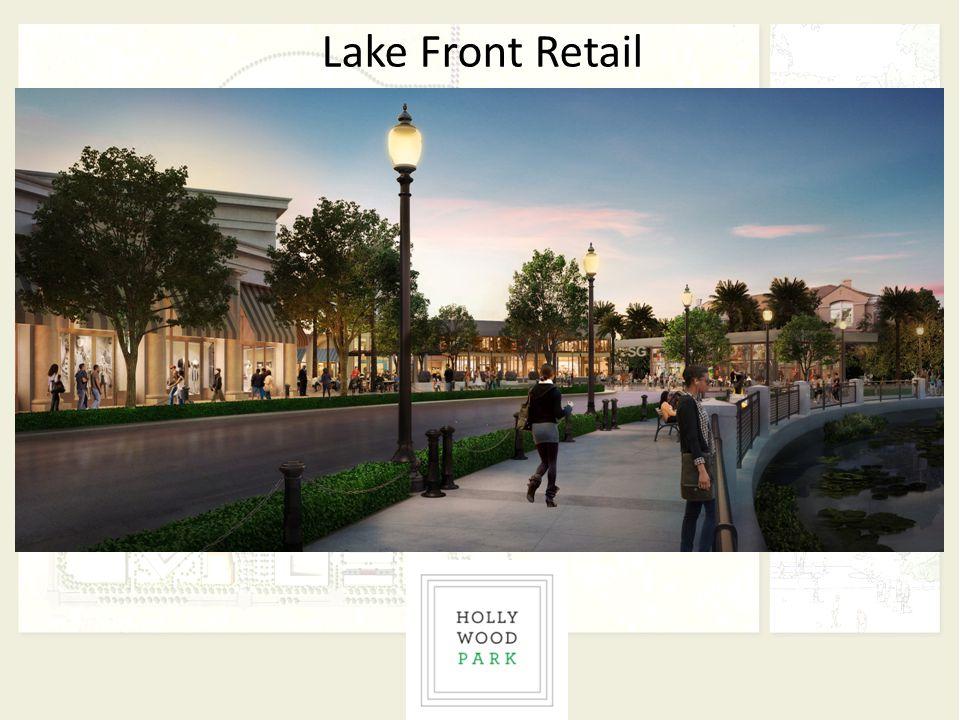 Lake Front Retail