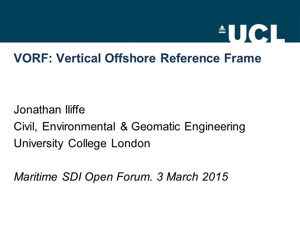 VORF: Vertical Offshore Reference Frame
