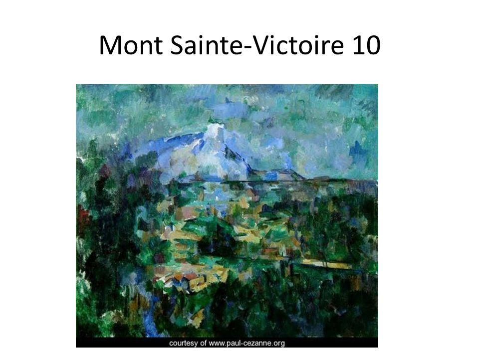 Mont Sainte-Victoire 10