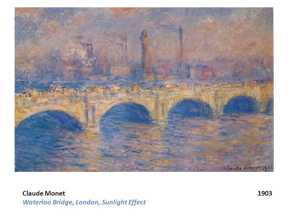 Claude Monet 1903