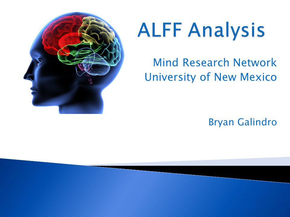Mind Research Network University of New Mexico