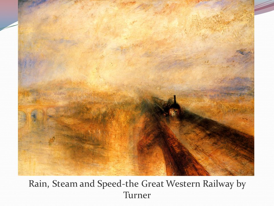 Rain, Steam and Speed-the Great Western Railway by Turner