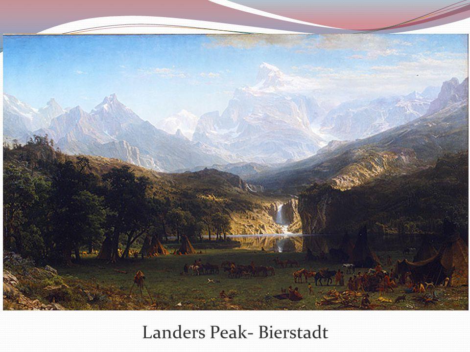 Landers Peak- Bierstadt