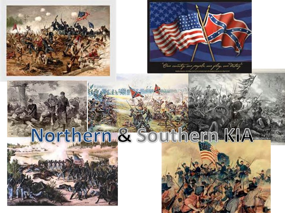 Northern & Southern KIA