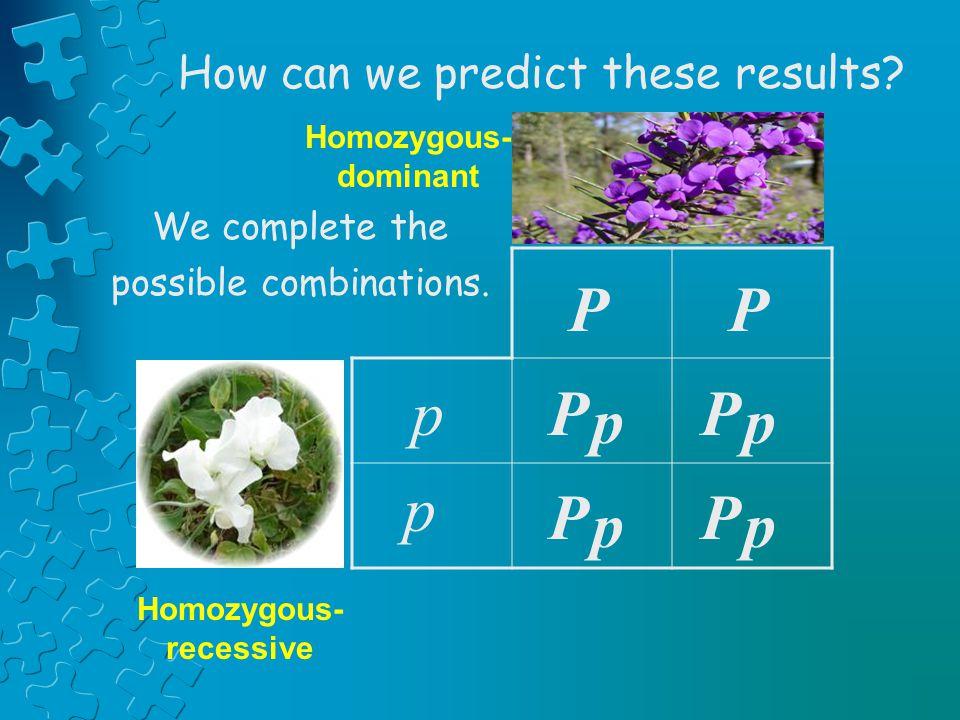 Homozygous-recessive