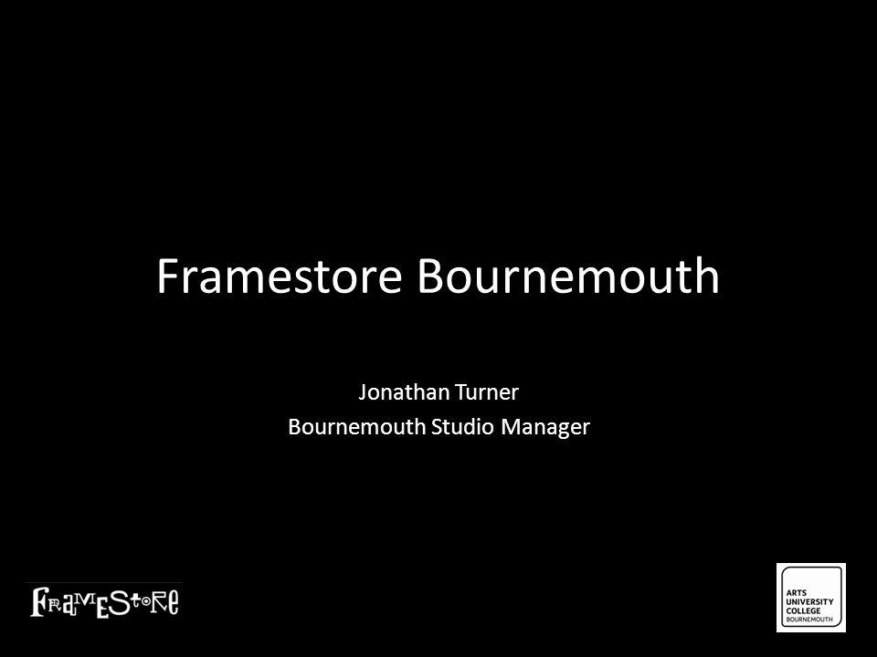 Framestore Bournemouth