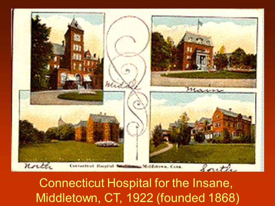 Connecticut Hospital for the Insane,