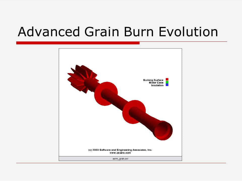 Advanced Grain Burn Evolution
