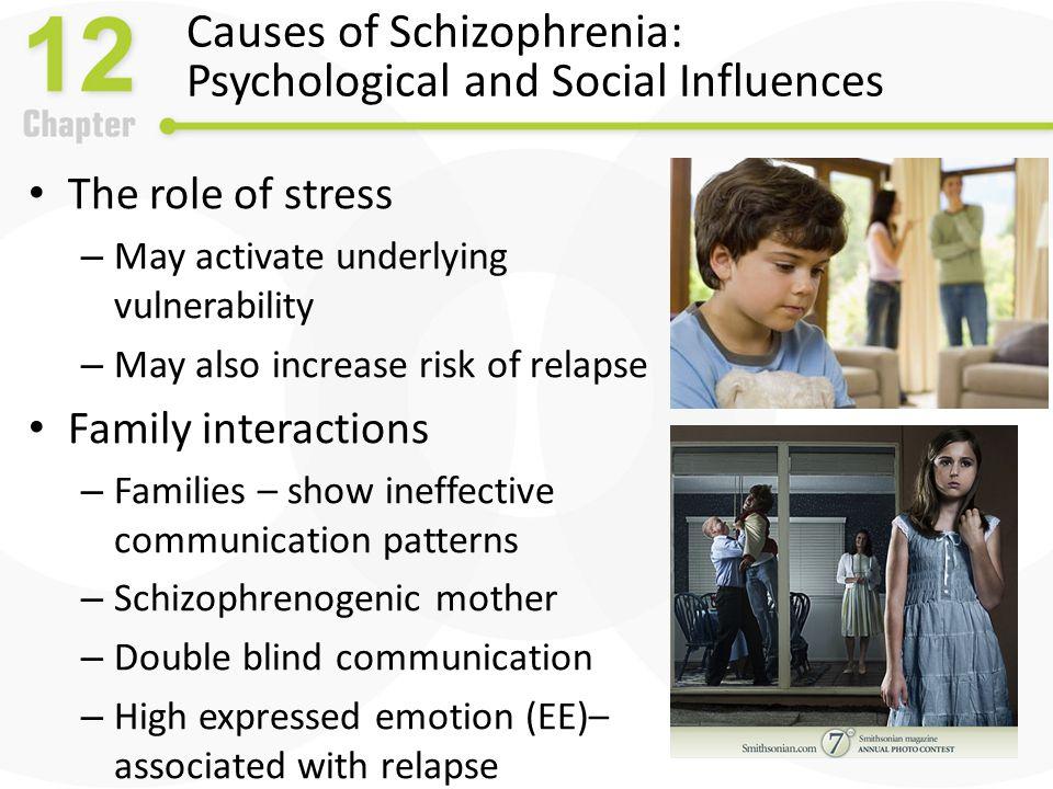 Causes of Schizophrenia: Psychological and Social Influences