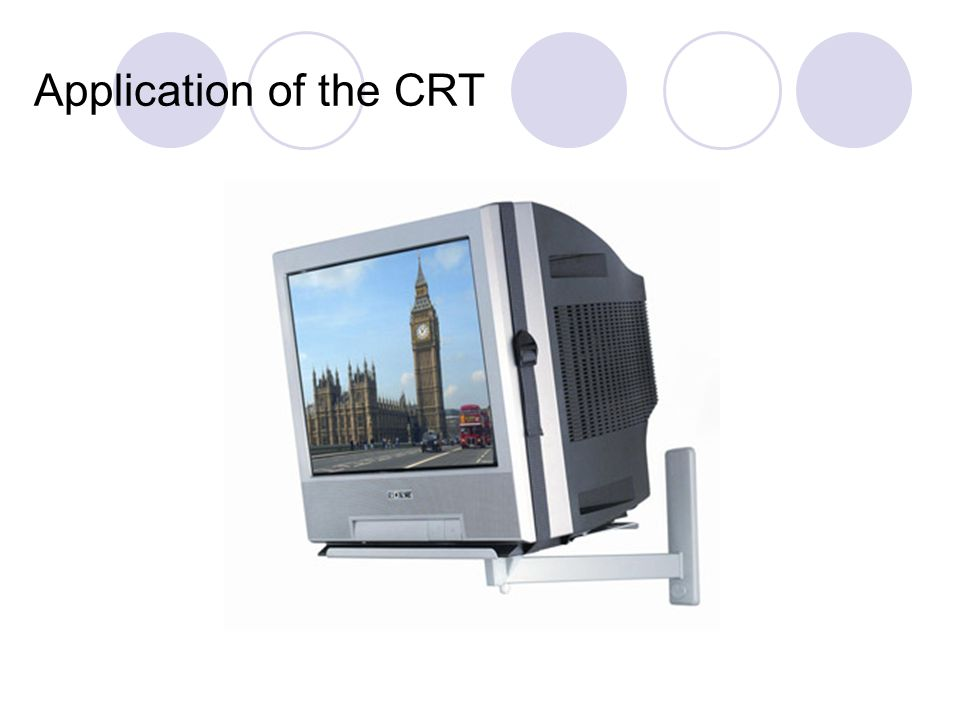Application of the CRT