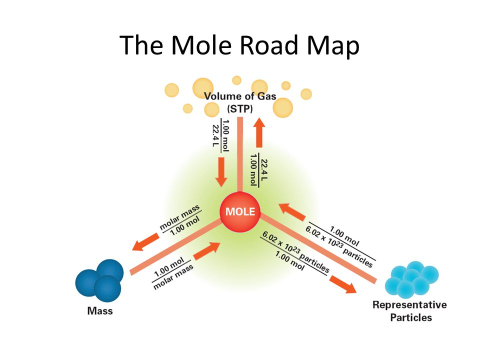 10.2 The Mole Road Map.