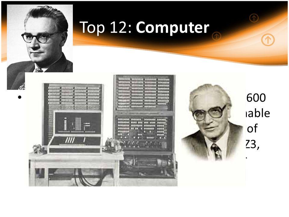 Top 12: Computer