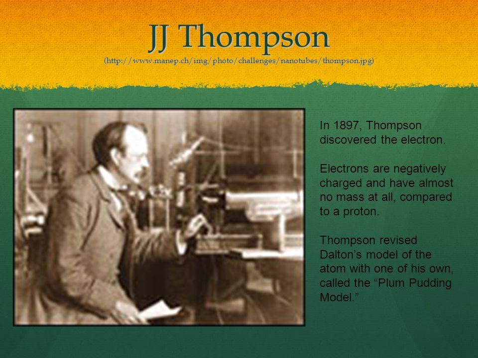 JJ Thompson (http://www. manep
