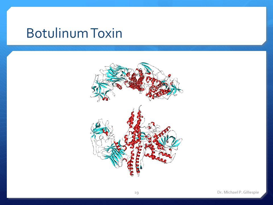 Botulinum Toxin Dr. Michael P. Gillespie