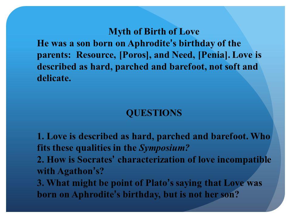 Myth of Birth of Love