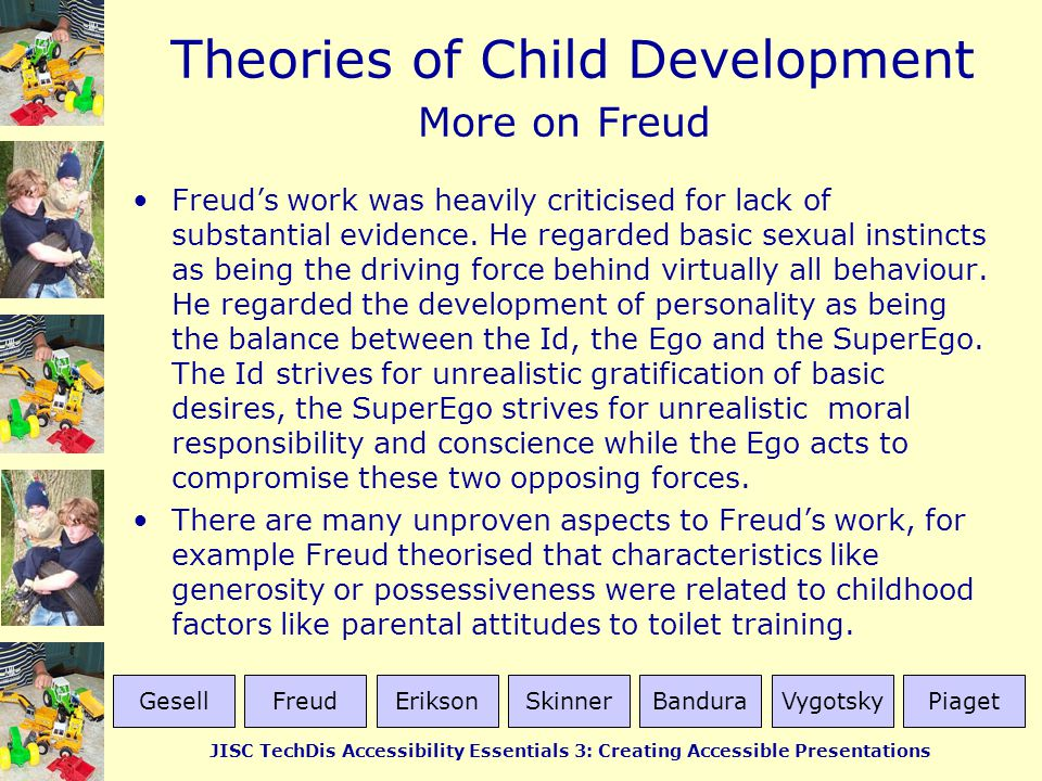 More on Freud