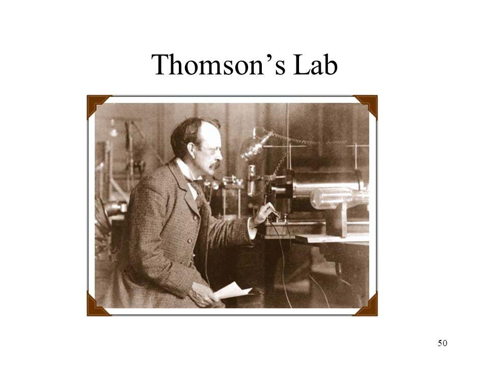 Thomson's Lab