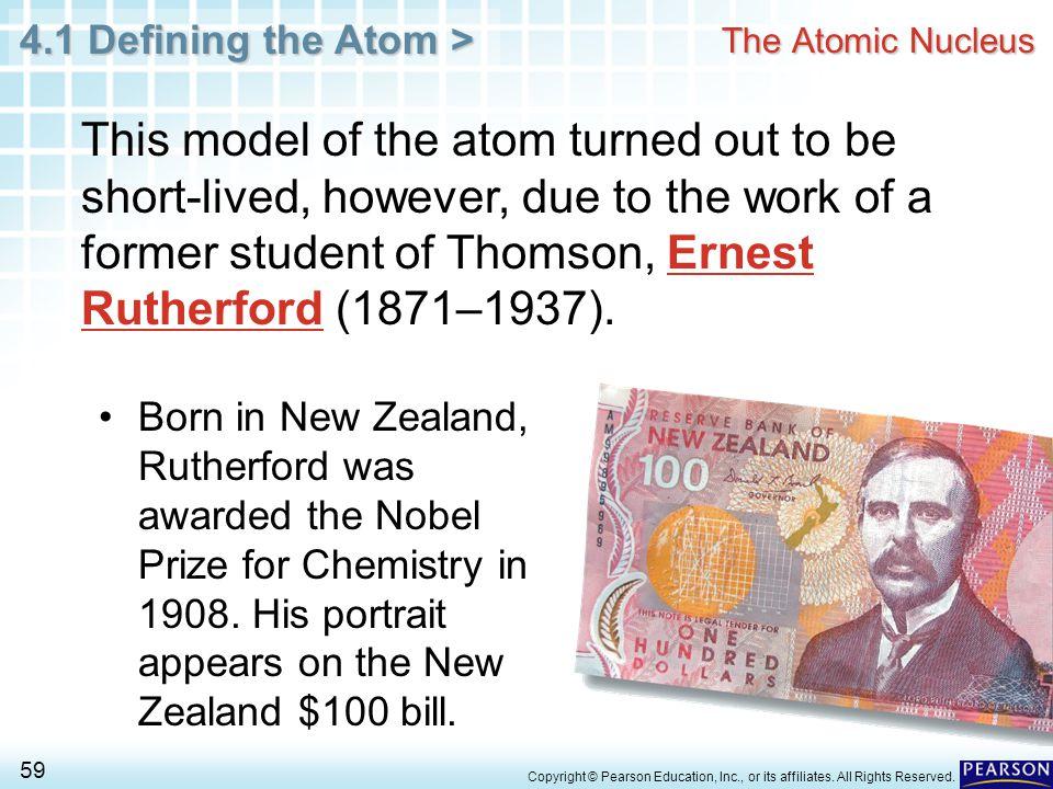 The Atomic Nucleus